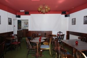 The Emperor function room for hire